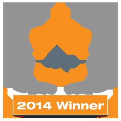 HomeAdvisor 2014 Winner